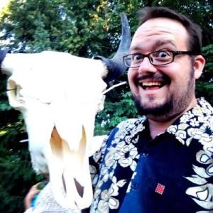 Foto de Ryan sacada de su página web